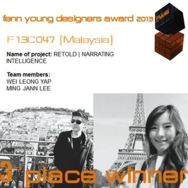 FYDA2013 | 3rd Place Winners